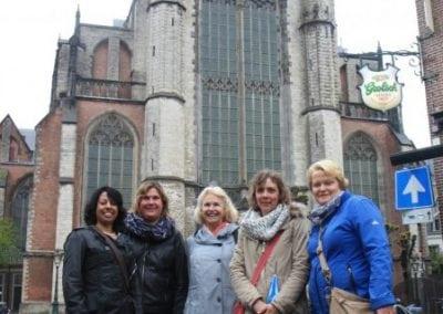 Kerk en kroeg